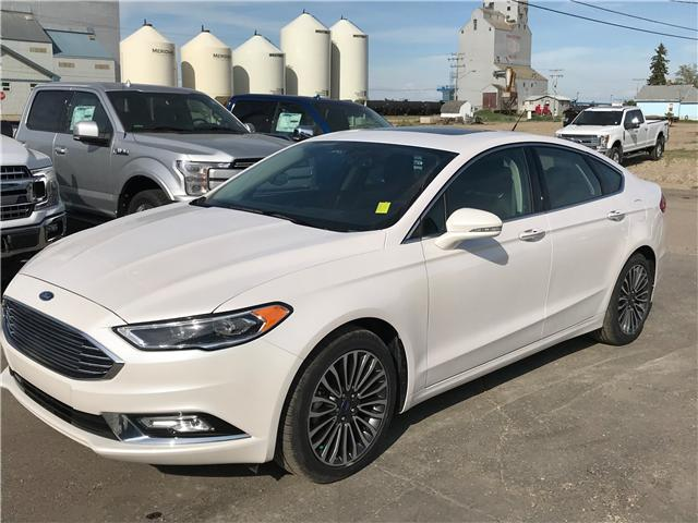 2017 Ford Fusion SE (Stk: 7113) in Wilkie - Image 1 of 23