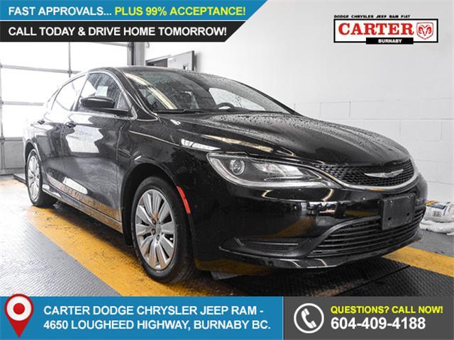 2015 Chrysler 200 LX (Stk: X-5875-1) in Burnaby - Image 1 of 22