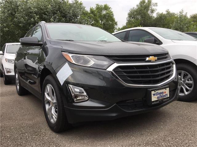 2018 Chevrolet Equinox LT (Stk: 160268) in Richmond Hill - Image 1 of 5