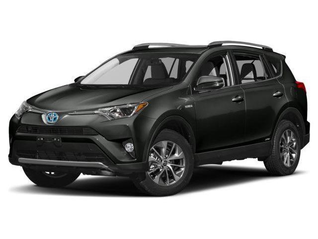 2018 Toyota RAV4 Hybrid SE (Stk: 188345) in Burlington - Image 1 of 9