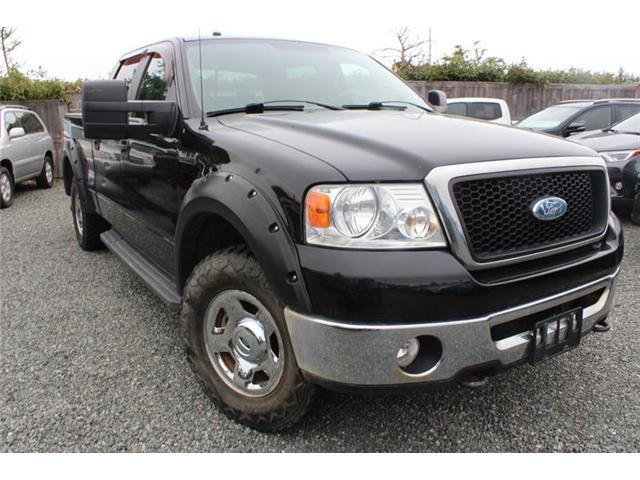 2008 Ford F-150 Lariat (Stk: 11944A) in Courtenay - Image 2 of 6