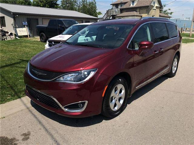 2017 Chrysler Pacifica Touring-L Plus (Stk: 2C4RC1) in Belmont - Image 1 of 19