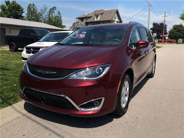 2017 Chrysler Pacifica Touring-L Plus (Stk: 2C4RC1) in Belmont - Image 2 of 19