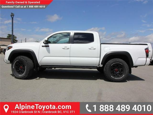 2018 Toyota Tacoma  (Stk: X133015) in Cranbrook - Image 2 of 23