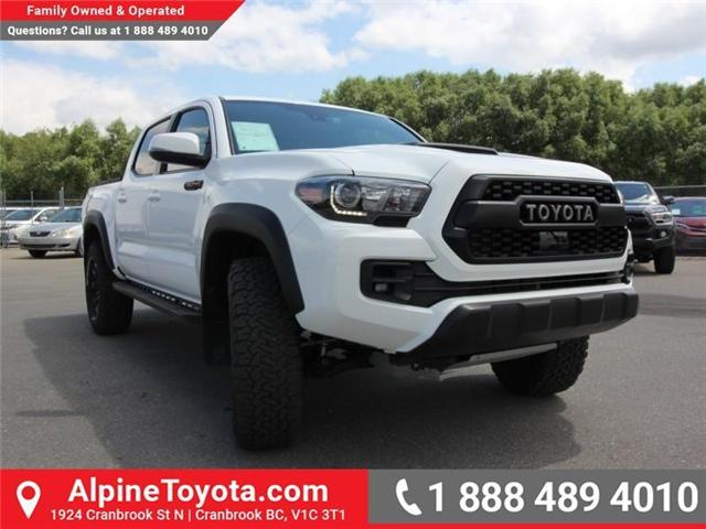 2018 Toyota Tacoma  (Stk: X133015) in Cranbrook - Image 5 of 23