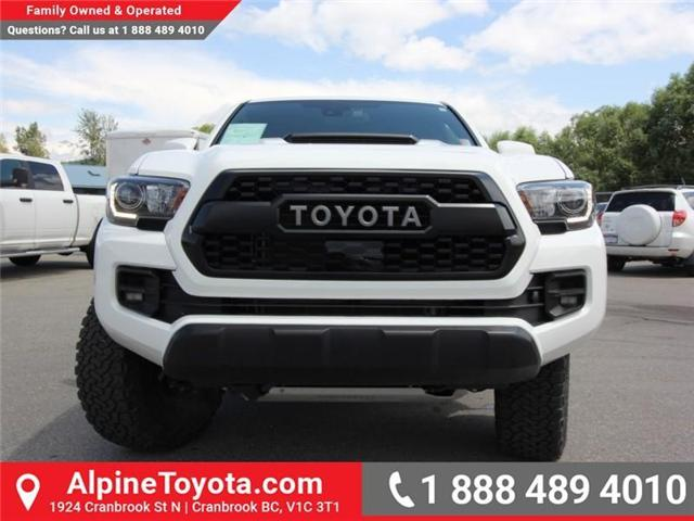2018 Toyota Tacoma  (Stk: X133015) in Cranbrook - Image 6 of 23