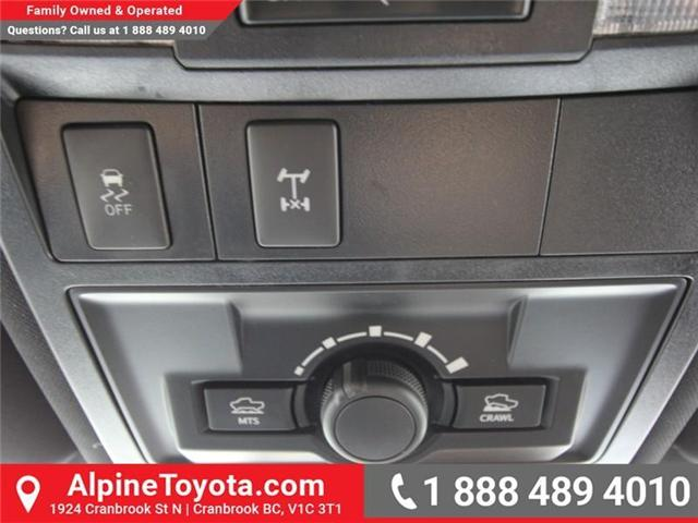 2018 Toyota Tacoma  (Stk: X133015) in Cranbrook - Image 14 of 23