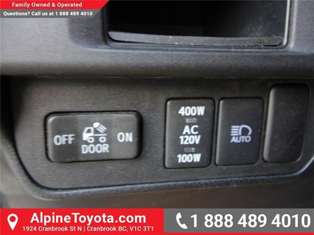 2018 Toyota Tacoma  (Stk: X133015) in Cranbrook - Image 15 of 23