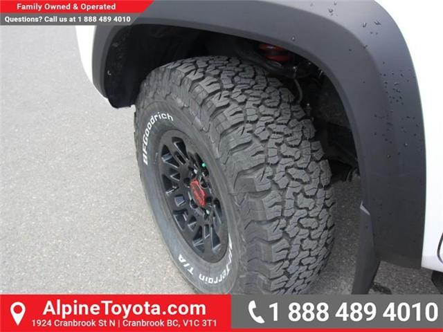 2018 Toyota Tacoma  (Stk: X133015) in Cranbrook - Image 17 of 23
