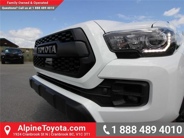 2018 Toyota Tacoma  (Stk: X133015) in Cranbrook - Image 18 of 23