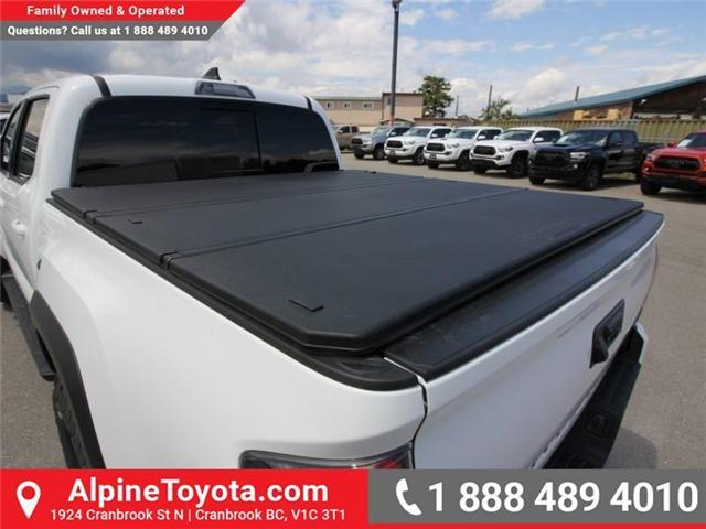 2018 Toyota Tacoma  (Stk: X133015) in Cranbrook - Image 19 of 23