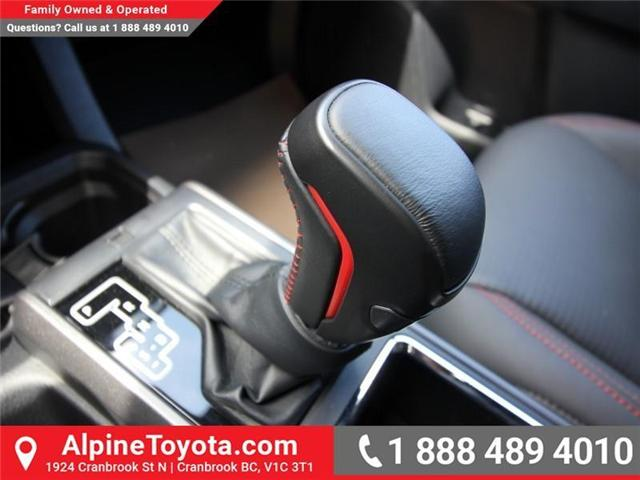 2018 Toyota Tacoma  (Stk: X133015) in Cranbrook - Image 22 of 23
