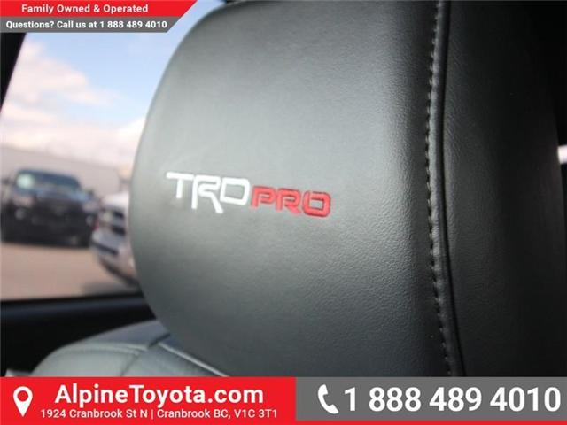 2018 Toyota Tacoma  (Stk: X133015) in Cranbrook - Image 23 of 23