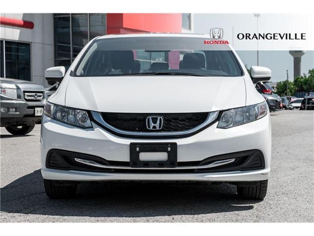 2014 Honda Civic EX (Stk: F18159A) in Orangeville - Image 2 of 20