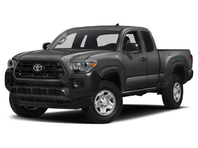 2018 Toyota Tacoma SR+ (Stk: 124581) in Milton - Image 1 of 9