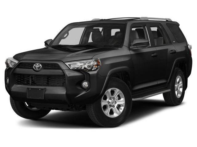 2018 Toyota 4Runner SR5 (Stk: 579847) in Milton - Image 1 of 9