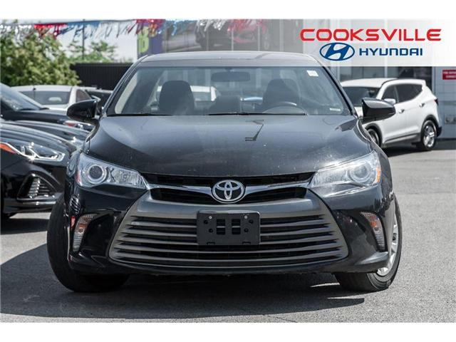 2017 Toyota Camry  (Stk: H7609PR) in Mississauga - Image 2 of 20
