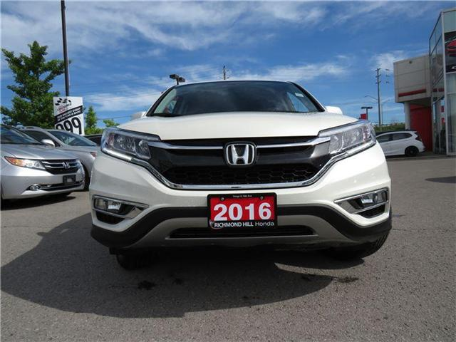 2016 Honda CR-V EX (Stk: 180502P) in Richmond Hill - Image 2 of 14