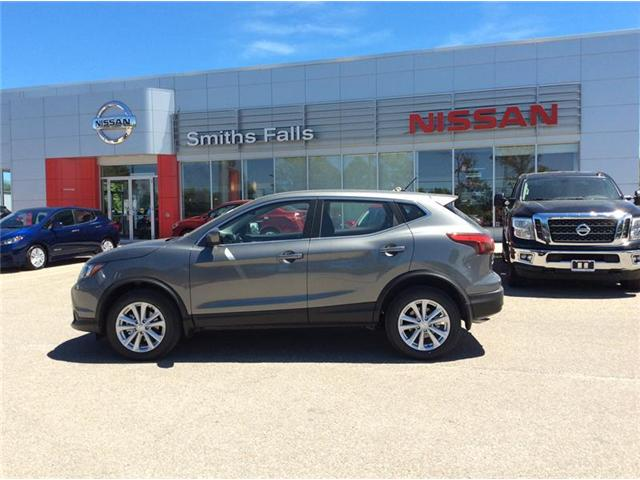 2018 Nissan Qashqai S (Stk: 18-216) in Smiths Falls - Image 1 of 13