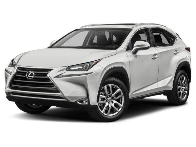 2017 Lexus NX 200t Base (Stk: L800491A) in Edmonton - Image 1 of 1