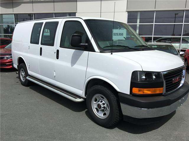 2017 GMC Savana 2500 Work Van (Stk: U962) in Hebbville - Image 1 of 16