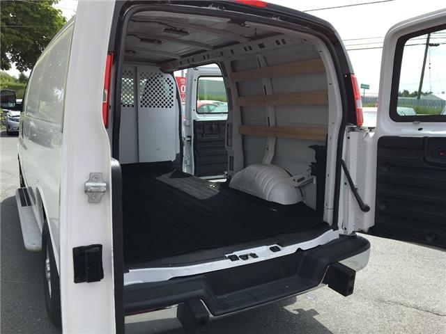 2017 GMC Savana 2500 Work Van (Stk: U962) in Hebbville - Image 9 of 16
