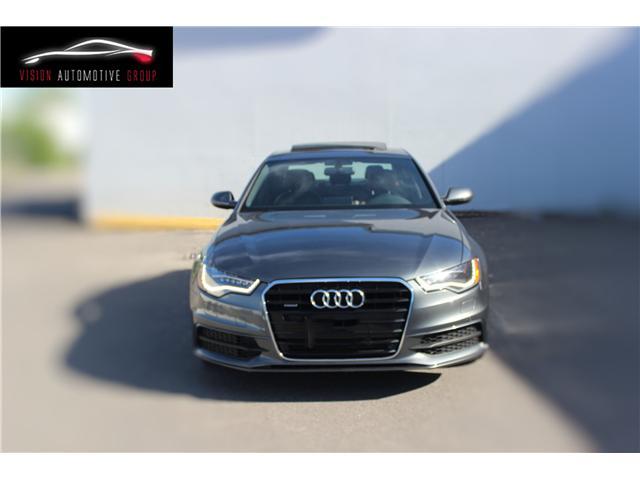 2013 Audi A6 2.0T Premium (Stk: 29371) in Toronto - Image 2 of 14