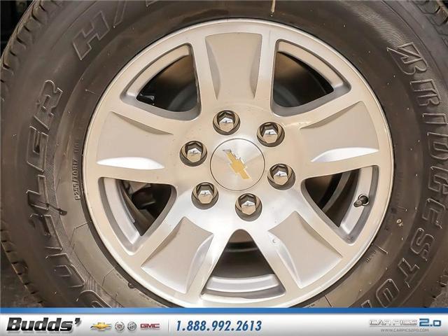 2018 Chevrolet Silverado 1500 1LT (Stk: SV8073) in Oakville - Image 18 of 25
