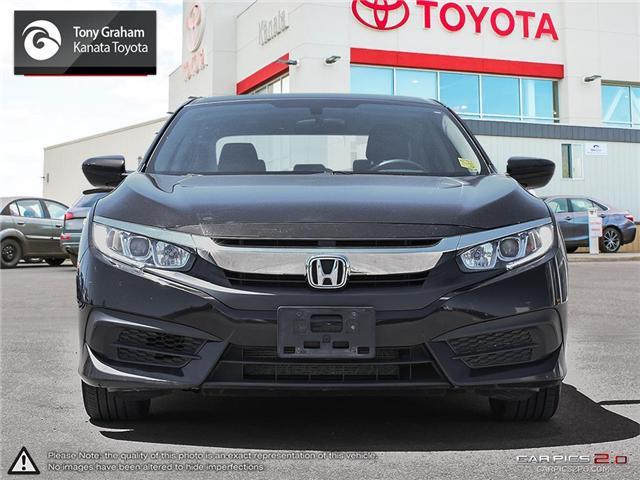 2016 Honda Civic LX (Stk: 88657A) in Ottawa - Image 8 of 25