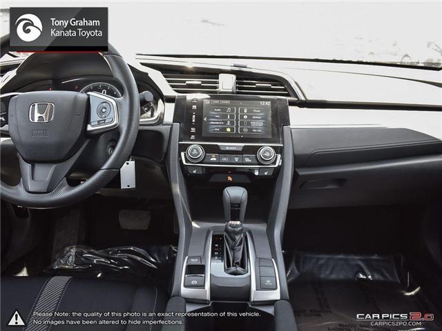 2016 Honda Civic LX (Stk: 88657A) in Ottawa - Image 10 of 25