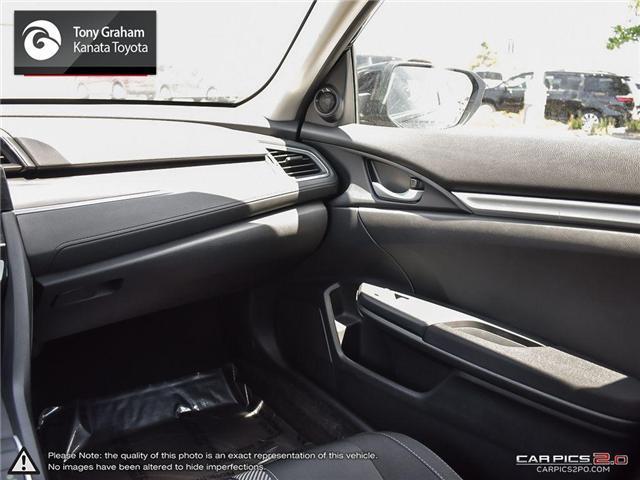 2016 Honda Civic LX (Stk: 88657A) in Ottawa - Image 11 of 25