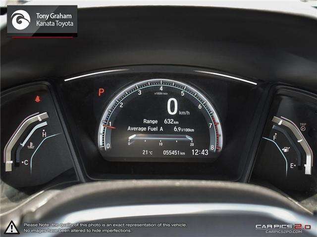 2016 Honda Civic LX (Stk: 88657A) in Ottawa - Image 15 of 25
