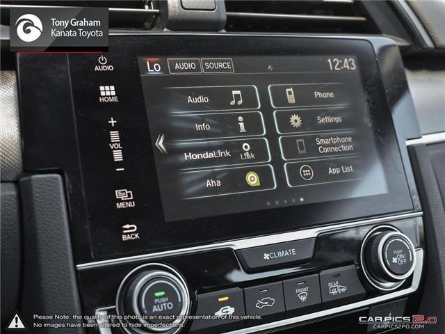 2016 Honda Civic LX (Stk: 88657A) in Ottawa - Image 16 of 25