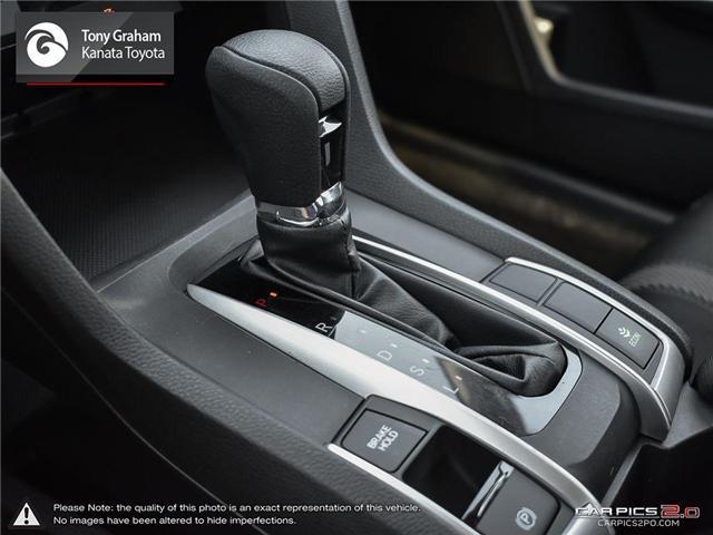 2016 Honda Civic LX (Stk: 88657A) in Ottawa - Image 17 of 25