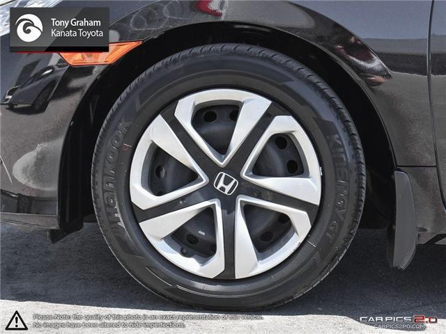 2016 Honda Civic LX (Stk: 88657A) in Ottawa - Image 18 of 25