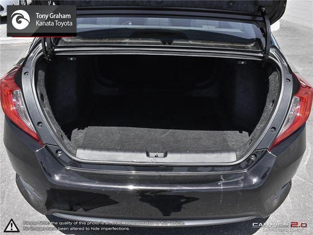 2016 Honda Civic LX (Stk: 88657A) in Ottawa - Image 19 of 25