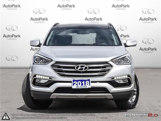 2018 Hyundai Santa Fe Sport 2.4 Premium (Stk: 18-15801SR) in Toronto - Image 2 of 27