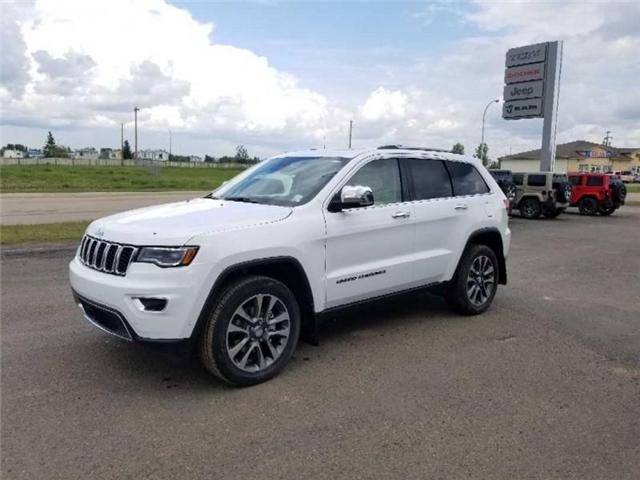 2018 Jeep Grand Cherokee Limited (Stk: RT158) in  - Image 2 of 17