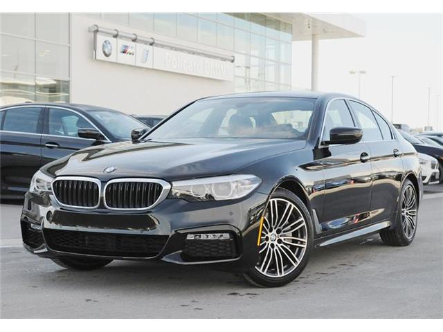 2018 BMW 540d xDrive (Stk: 8474866) in Brampton - Image 1 of 12