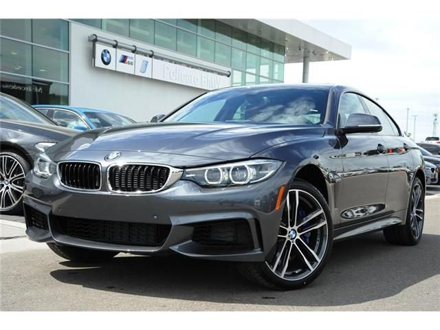 2019 BMW 440 Gran Coupe i xDrive (Stk: 9M74628) in Brampton - Image 1 of 12