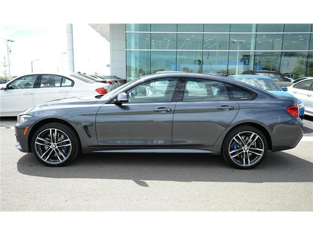 2019 BMW 440 Gran Coupe i xDrive (Stk: 9M74628) in Brampton - Image 2 of 12