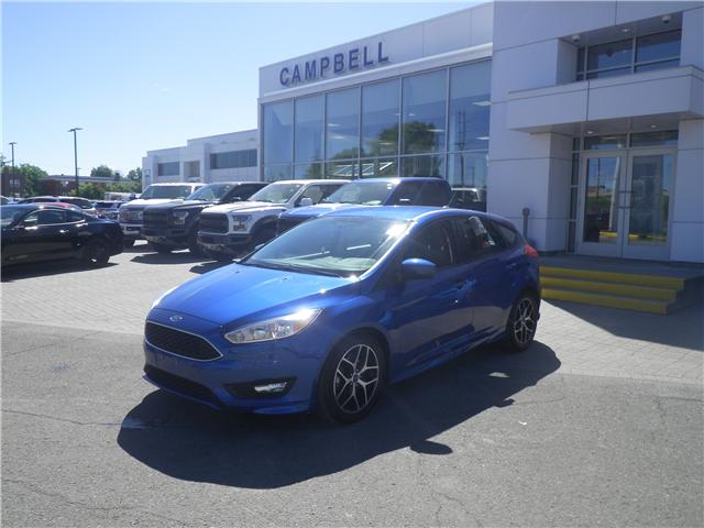 2018 Ford Focus SE (Stk: 1811800) in Ottawa - Image 1 of 13