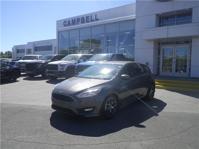 2018 Ford Focus SE (Stk: 1811710) in Ottawa - Image 1 of 11