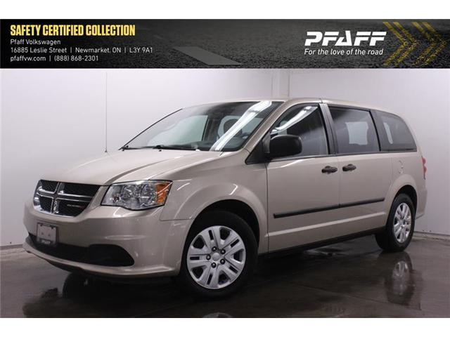 2014 Dodge Grand Caravan SE/SXT (Stk: V3068A) in Newmarket - Image 1 of 14