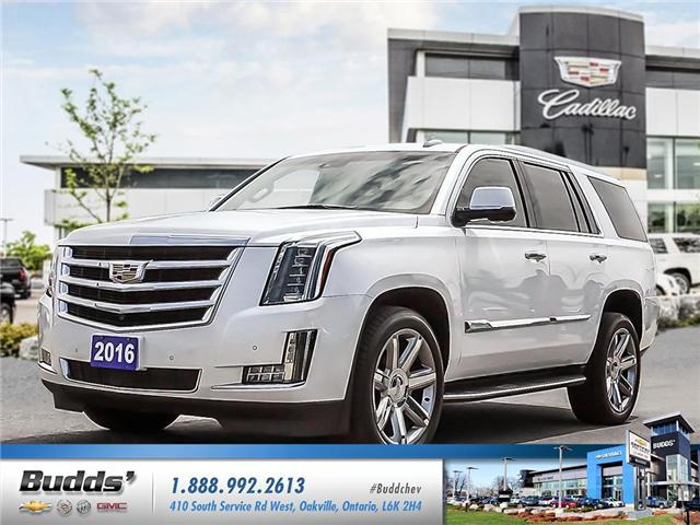 2016 Cadillac Escalade Premium Collection (Stk: ES8002A) in Oakville - Image 1 of 25