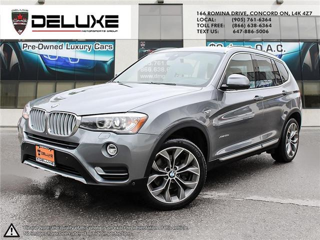 2015 BMW X3 xDrive28d (Stk: D0408) in Concord - Image 1 of 21