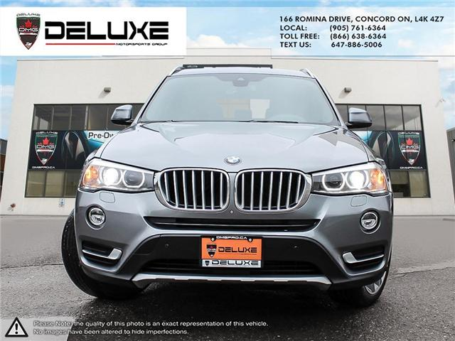 2015 BMW X3 xDrive28d (Stk: D0408) in Concord - Image 2 of 21