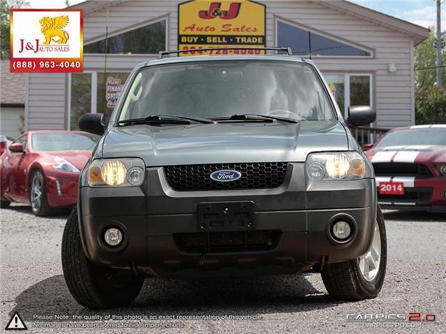 2007 Ford Escape XLT (Stk: J18033-1) in Brandon - Image 2 of 27