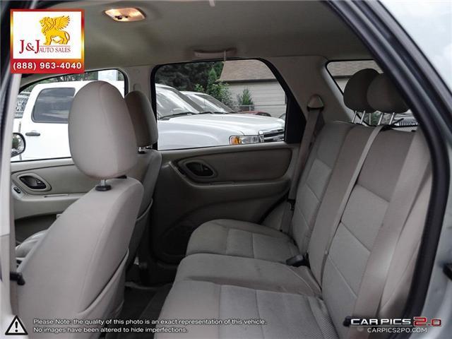 2007 Ford Escape XLT (Stk: J18033-1) in Brandon - Image 24 of 27