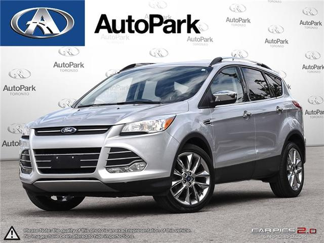 2014 Ford Escape SE (Stk: 14-03367MB) in Toronto - Image 1 of 27